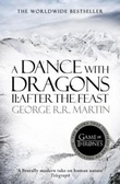 """A dance with dragons - part 2 After the feast"" av George R.R. Martin"