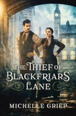 Omslagsbilde av The Thief of Blackfriars Lane