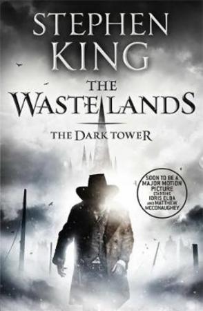 """""""The dark tower III - the waste lands"""" av Stephen King"""