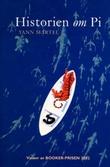 """""""Historien om Pi en roman"""" av Yann Martel"""