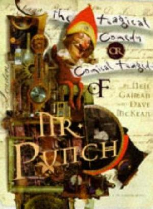 """""""The tragical comedy or comical tragedy of mr punch"""" av Neil Gaiman"""