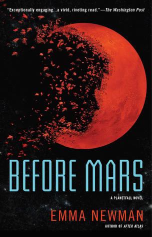 """""""Before Mars - (Planetfall #3)"""" av Emma Newman"""
