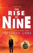 """The rise of nine"" av Pittacus Lore"