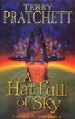 """""""A hat full of sky - a story of Discworld"""" av Terry Pratchett"""