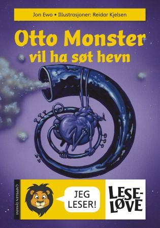 """""""Otto monster vil ha søt hevn!"""" av Jon Ewo"""