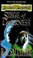 """""""Siege of Darkness (Forgotten Realms)"""" av R.A. Salvatore"""