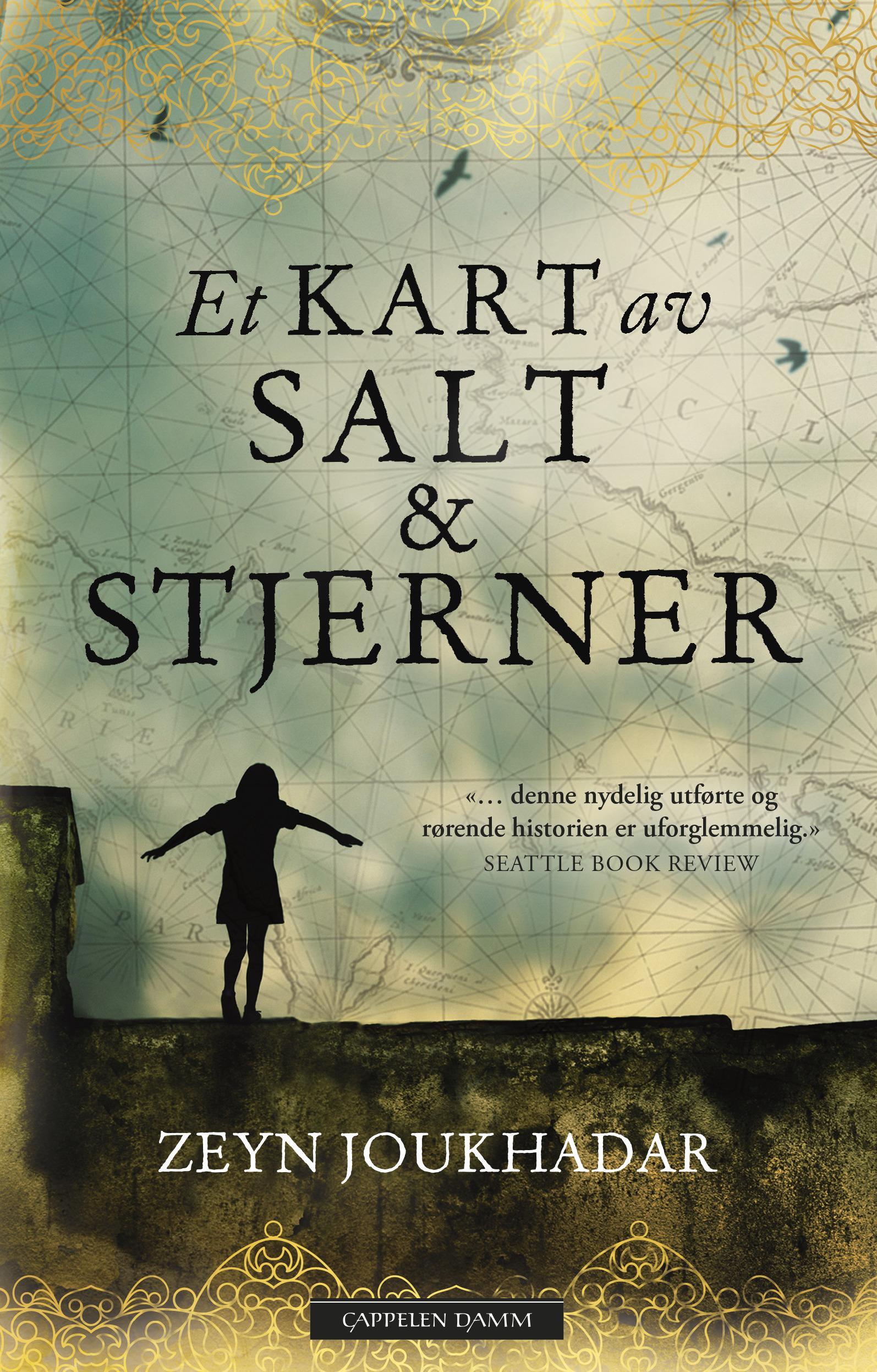 """""""Et kart av salt og stjerner"""" av Zeyn Joukhadar"""