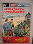 """""""Vi var med invasjonen i Normandie"""" av Clayton Knight"""
