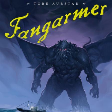"""""""Fangarmer"""" av Tore Aurstad"""