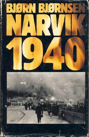 """""""Narvik 1940"""" av Bjørn Bjørnsen"""