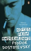 """Notes from underground"" av Fjodor Dostojevskij"