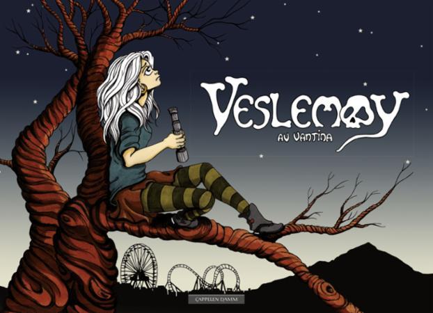 """""""Veslemøy"""" av Vantina"""
