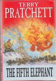 """The fifth elephant - a Discworld novel"" av Terry Pratchett"