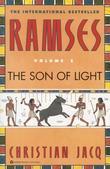 """""""Ramses - the son of the light"""" av Christian Jacq"""