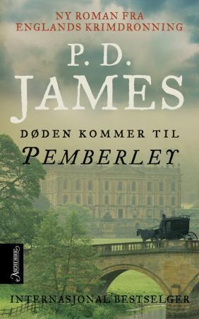 """""""Døden kommer til Pemberley"""" av P.D. James"""