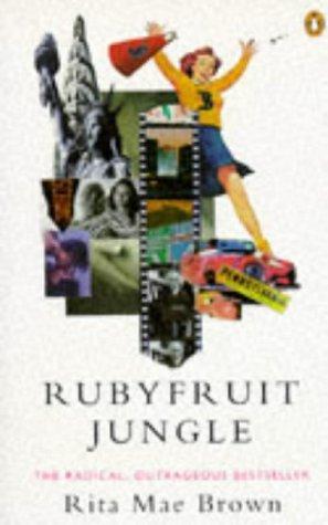"""""""Rubyfruit Jungle"""" av Rita Mae Brown"""