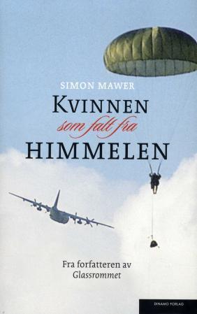 """""""Kvinnen som falt fra himmelen"""" av Simon Mawer"""