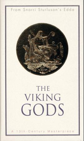 """""""Viking gods"""" av Snorri Sturluson"""