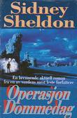 """""""Operasjon Dommedag"""" av Sidney Sheldon"""