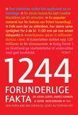 """""""1244 forunderlige fakta"""" av John Lloyd"""