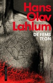 """""""De fems tegn"""" av Hans Olav Lahlum"""