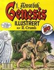 """""""Genesis - 1. Mosebok"""" av R. Crumb"""