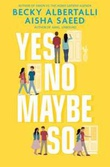 """""""Yes no maybe so"""" av Becky Albertalli"""