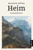 """""""Heim ei vandrehistorie"""" av Hallgeir Opedal"""