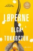 """""""Løperne"""" av Olga Tokarczuk"""