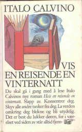 """""""Hvis en reisende en vinternatt"""" av Italo Calvino"""