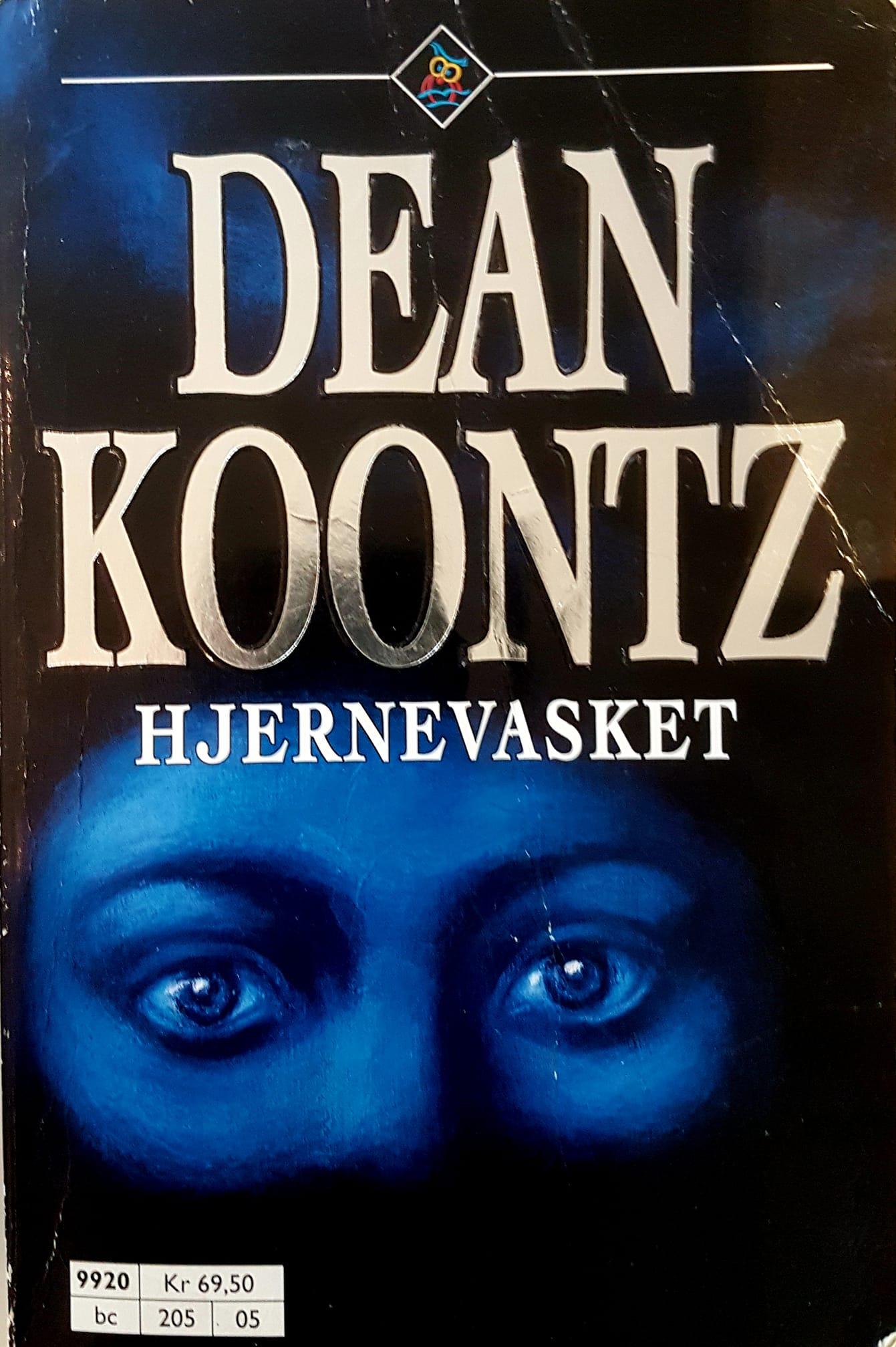 """""""Hjernevasket"""" av Dean R. Koontz"""