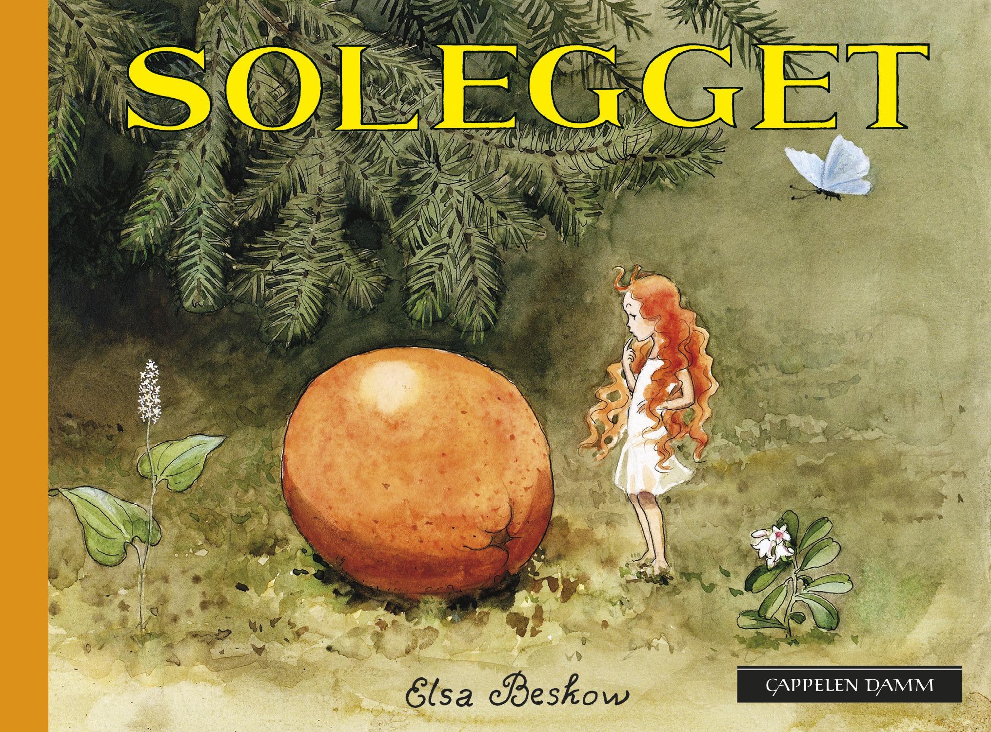 """""""Solegget"""" av Elsa Beskow"""