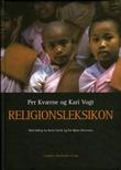 """""""Religionsleksikon - religion og religiøse bevegelser i vår tid"""" av Per Kværne"""