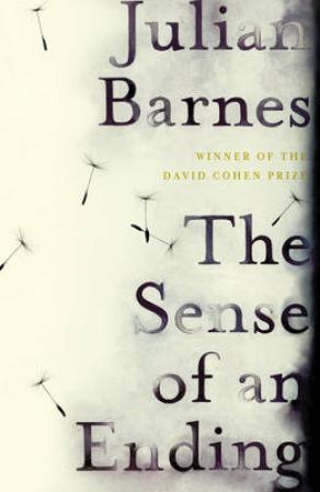 """""""The sense of an ending"""" av Julian Barnes"""