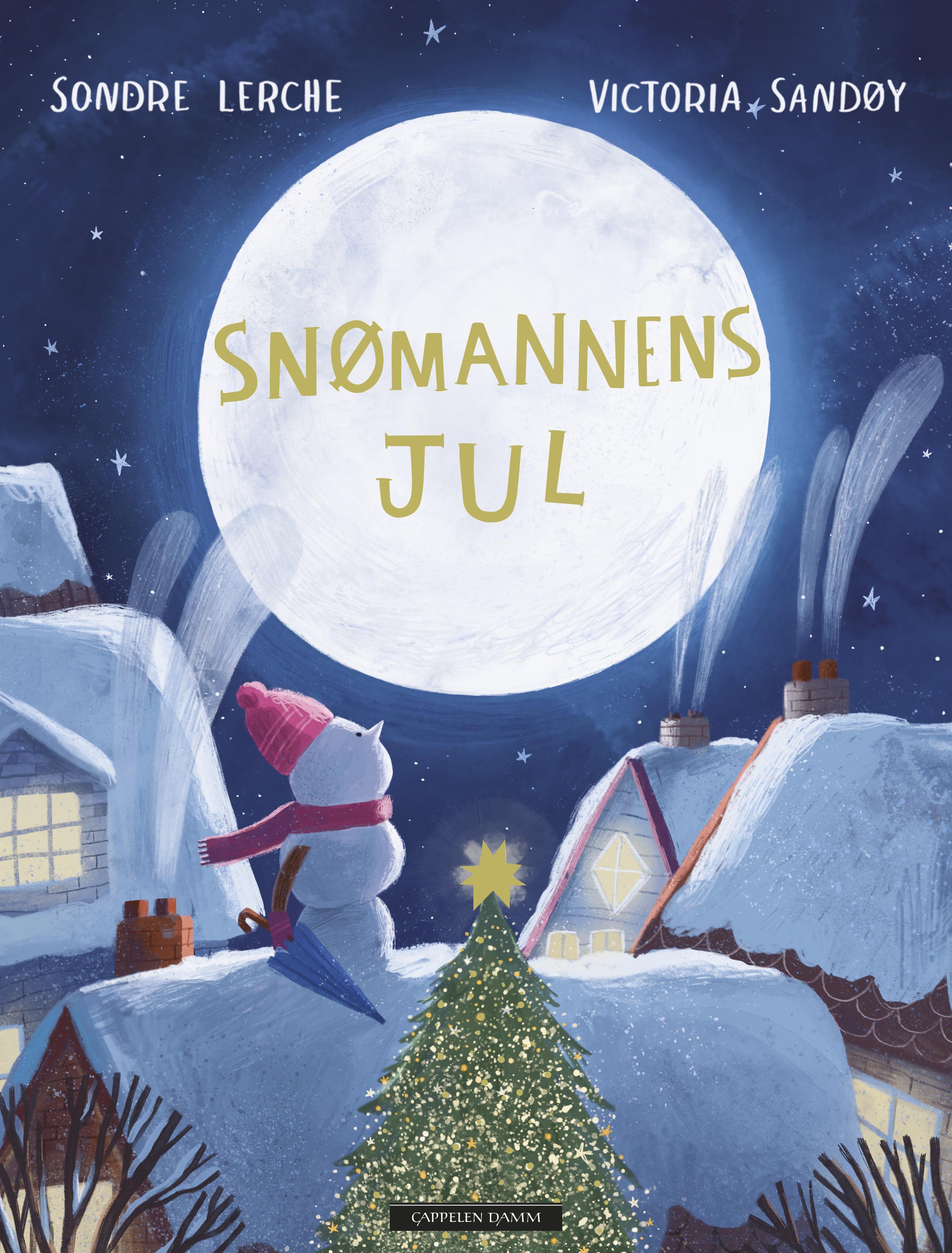 """""""Snømannens jul"""" av Sondre Lerche"""