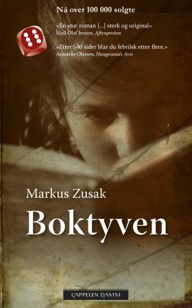 """""""Boktyven"""" av Markus Zusak"""