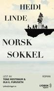 """""""Norsk sokkel - roman"""" av Heidi Linde"""