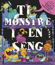 """""""Ti monstre i en seng"""" av Katie Cotton"""