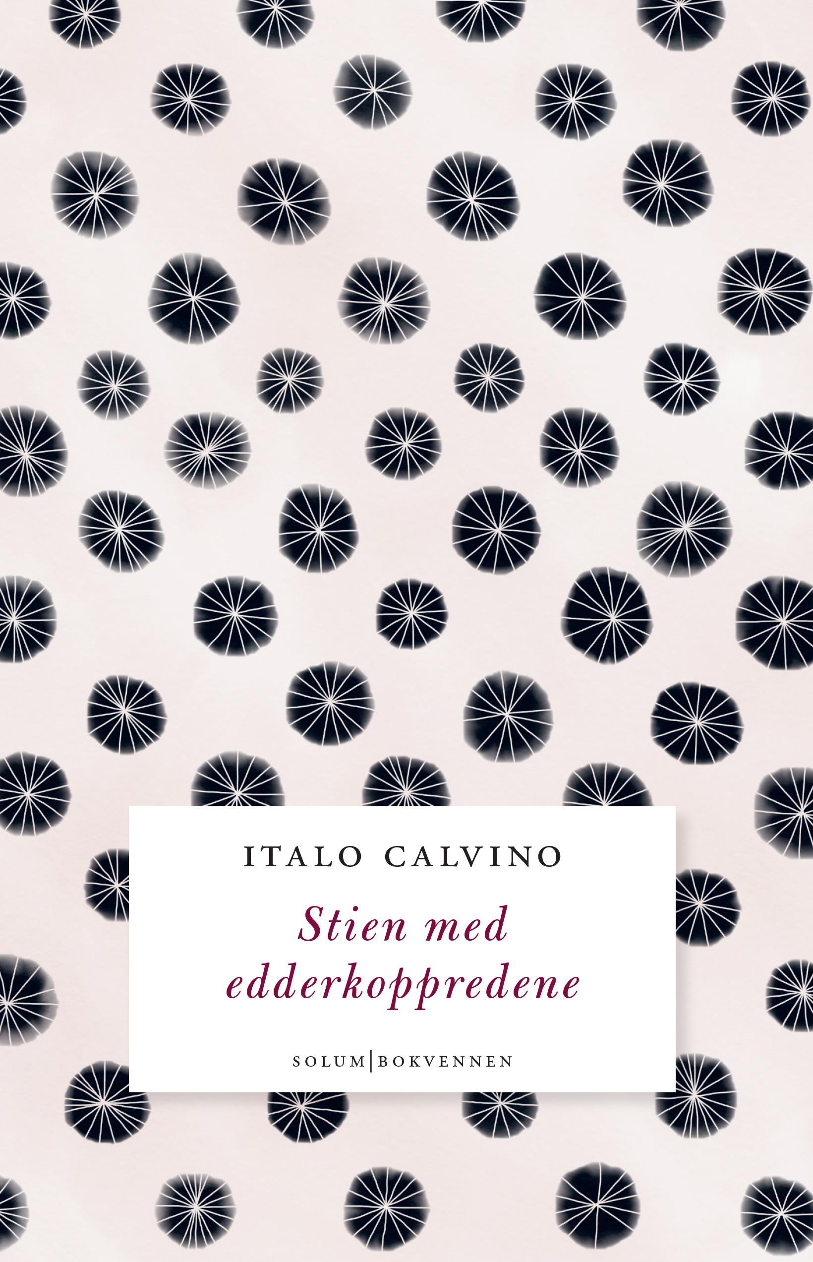 """Stien med edderkoppredene - roman"" av Italo Calvino"
