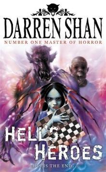 """""""Hell's heroes"""" av Darren Shan"""