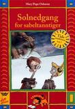 """""""Solnedgang for sabeltanntiger"""" av Mary Pope Osborne"""