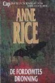 """""""De fordømtes dronning"""" av Anne Rice"""