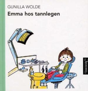 """""""Emma hos tannlegen"""" av Gunilla Wolde"""