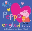"""""""Peppa er glad i- - en lekebok du kan ta og føle på"""" av Jan Chr. Næss"""