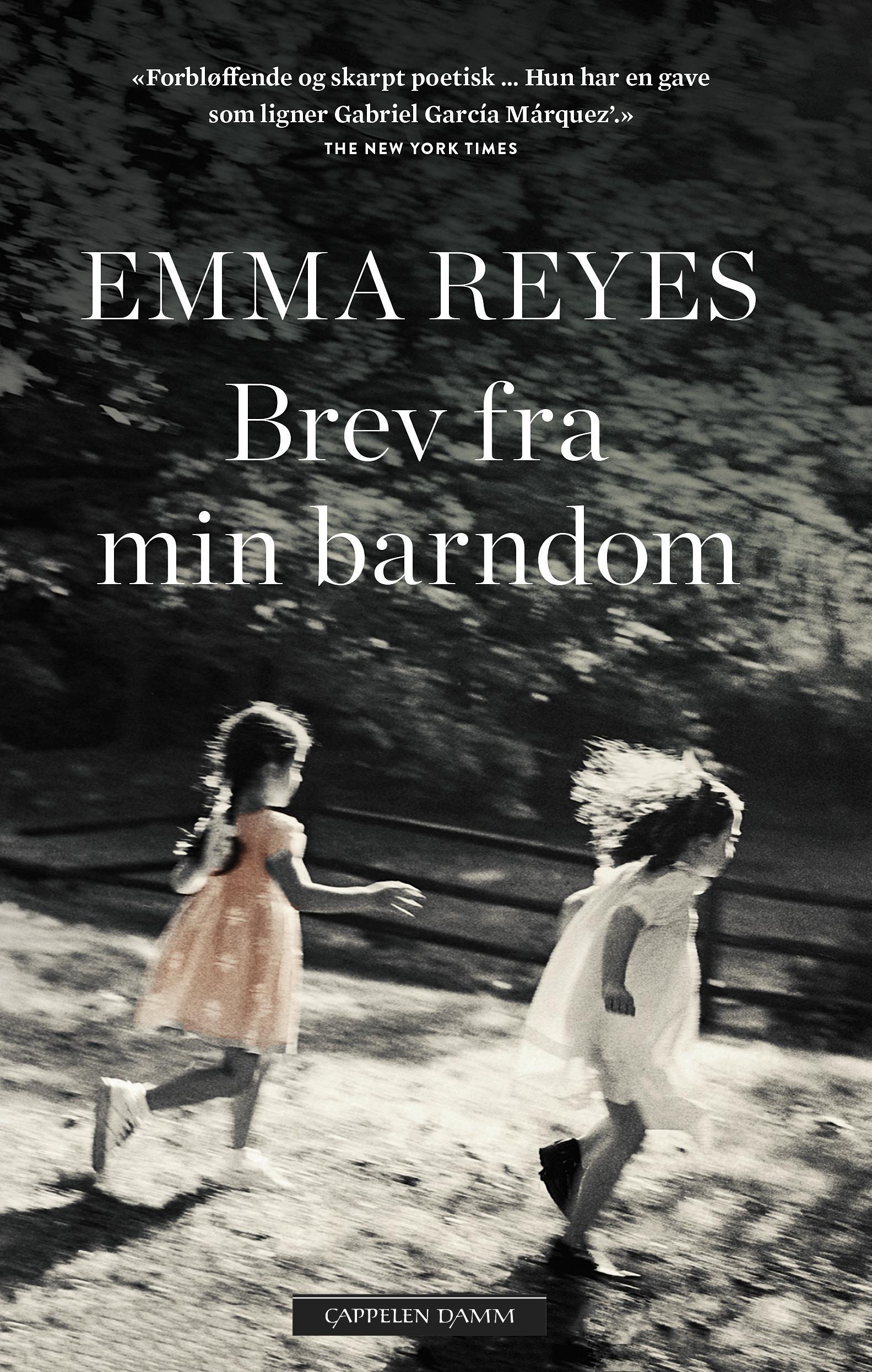 """Brev fra min barndom"" av Emma Reyes"