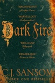 """""""Dark fire"""" av C.J. Sansom"""