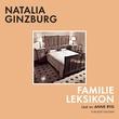 """Familieleksikon roman"" av Natalia Ginzburg"