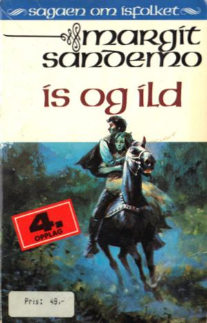 """Is og ild"" av Margit Sandemo"