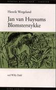 """Jan van Huysums blomsterstykke en buket fra Henrik Wergeland til Fredrika Bremer"" av Henrik Wergeland"