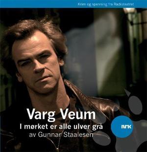 """""""Varg Veum - i mørket er alle ulver grå"""" av Gunnar Staalesen"""